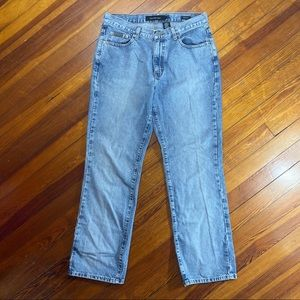 Calvin Klein Jeans Boot Cut Denim 100% Cotton 8